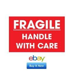 Fragile Stickers eBay