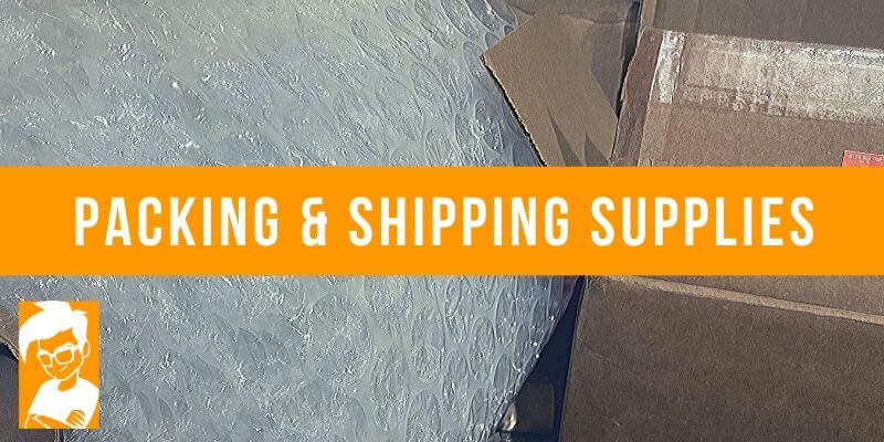 Packing and Shipping Supplies